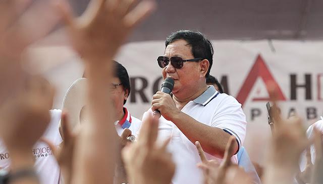 Tuduhan Jokowi kepada Prabowo seperti Maling Teriak Maling