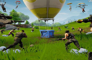 Balon emas fortnite