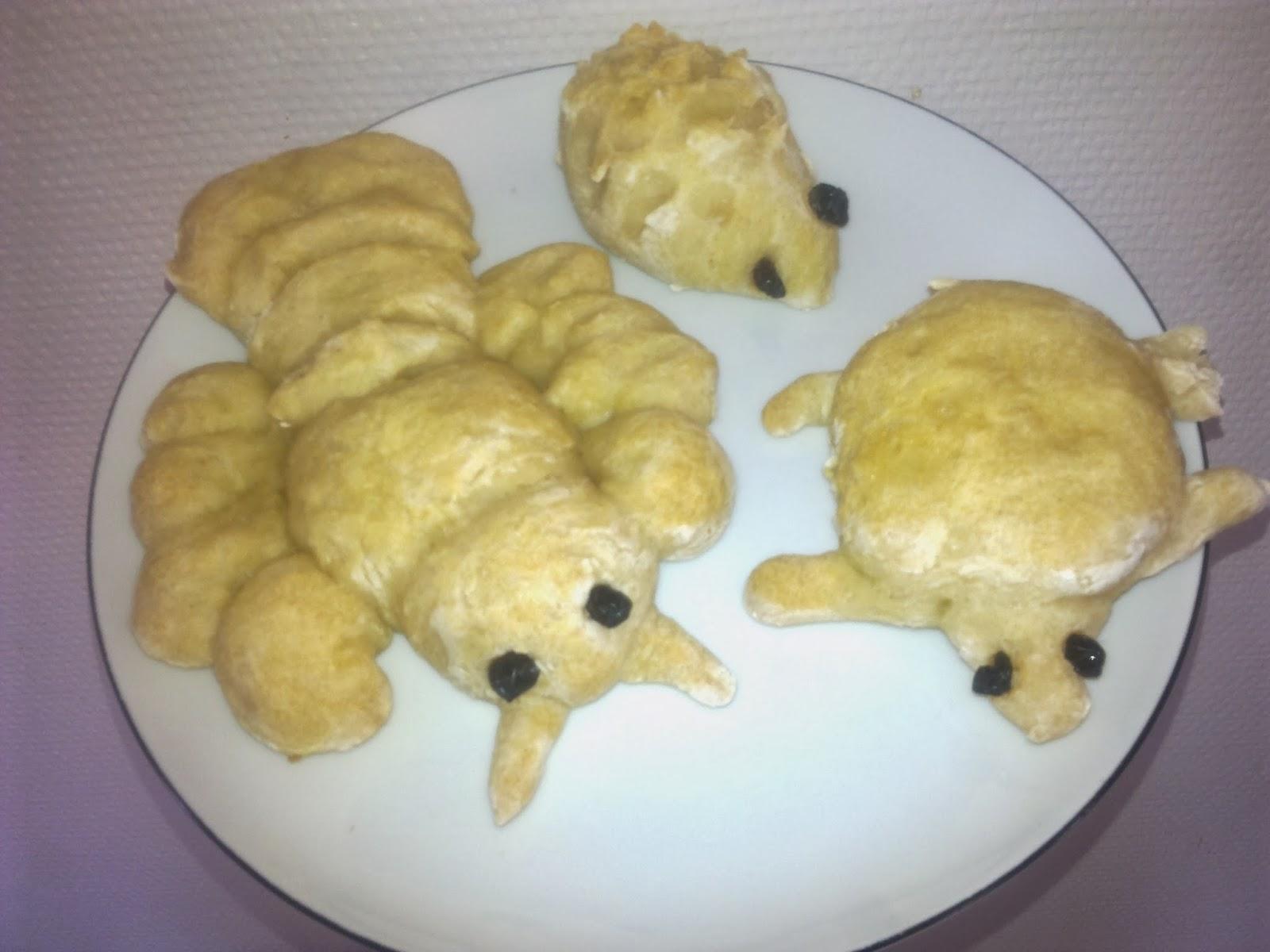glutenfri croissanter opskrift