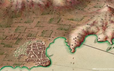 Όταν ο Λουδοβίκος ΙΔ΄ χαρτογραφούσε τα νησιά του Αιγαίου