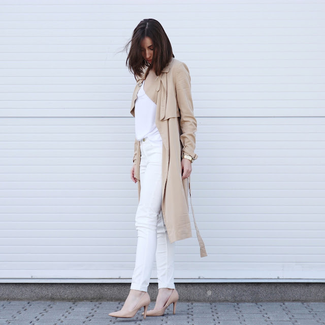 daily outfits inspiration trench coat