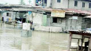 Flood Ravages 5 Benue Communities And Rice Mill
