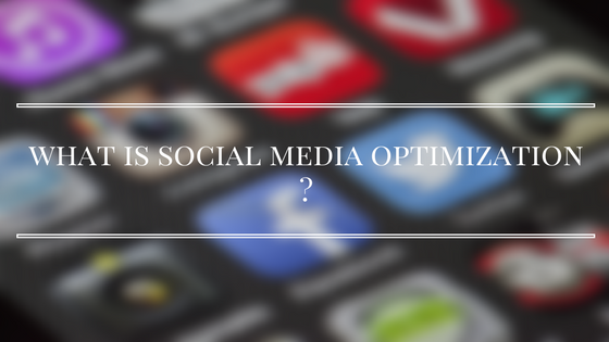 تعريف مصطلح الـ smo)  social media optimization)