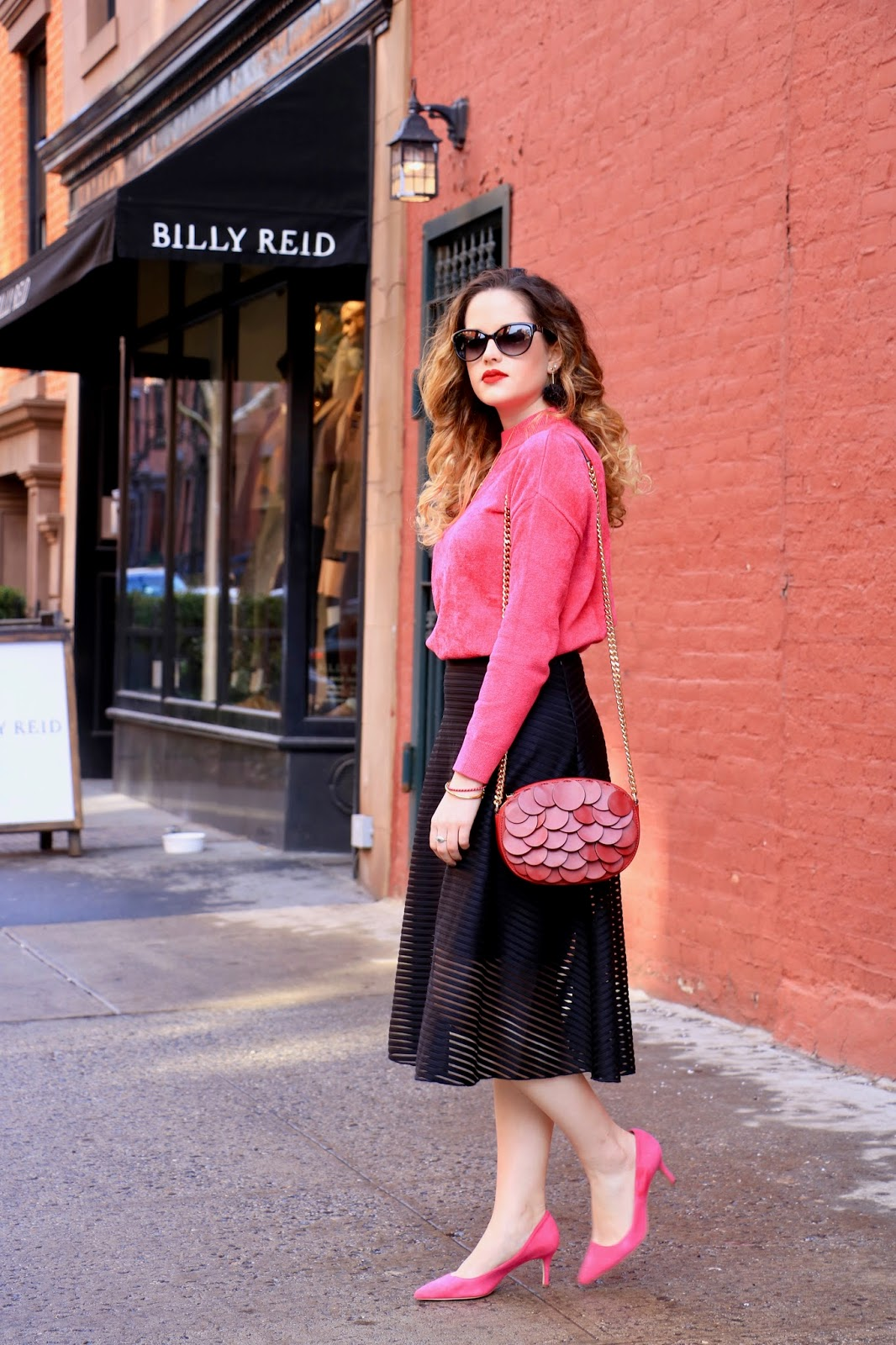 Nyc fashion blogger Kathleen Harper winter outfit ideas