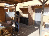 venta chalet benicasim les barraques terraza