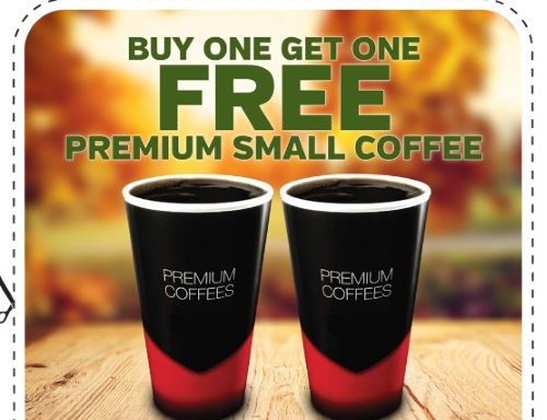 Mac's BOGO Buy 1 Get 1 Free Free Coffee Coupon