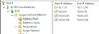 Mon blog technique: Windows Server 2012 - DHCP - Partie 5   - Serveur d'impression