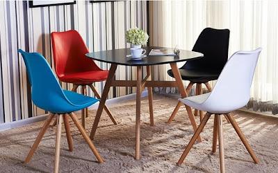 Ghế Eames -  Sự lựa chọn hàng đầu cho quán cafe 2