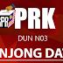 Keputusan PRK Tanjong Datu Sarawak 2017 N03
