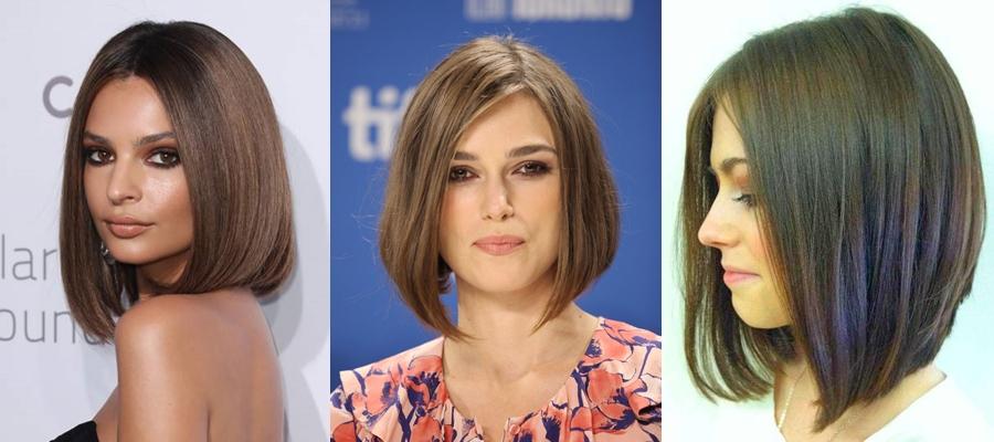 bob cut corte de cabelo 2018