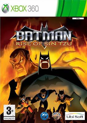 Batman: Rise of Sin Tzu (JTAG/RGH) Xbox 360 Torrent
