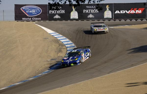 Mazda Raceway Laguna Seca Corkscrew sacacorchos