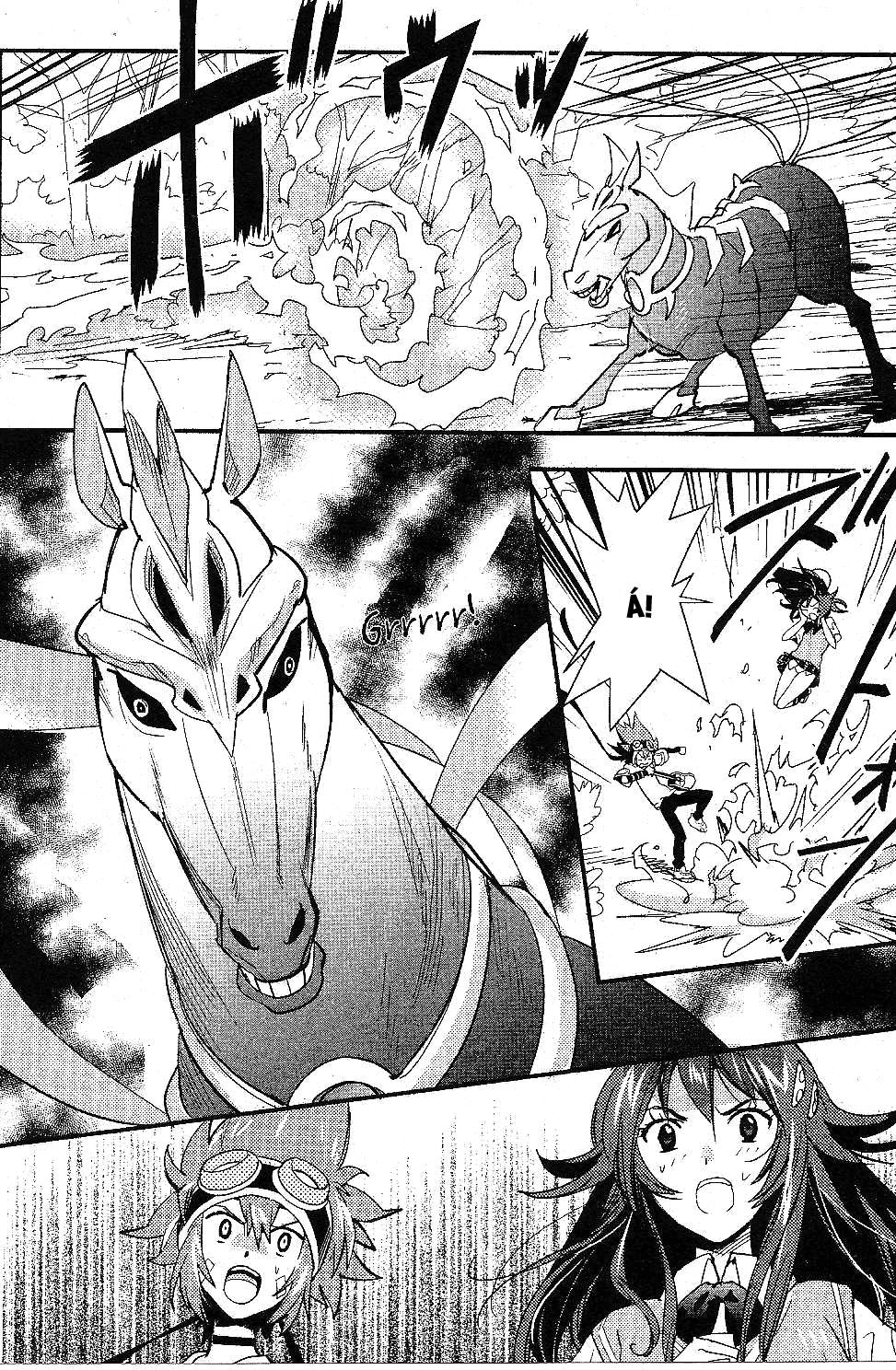 .HACK//LINK chapter 016 trang 5