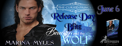 Release Day Blitz Beauty and the Wolf by Marina Myles