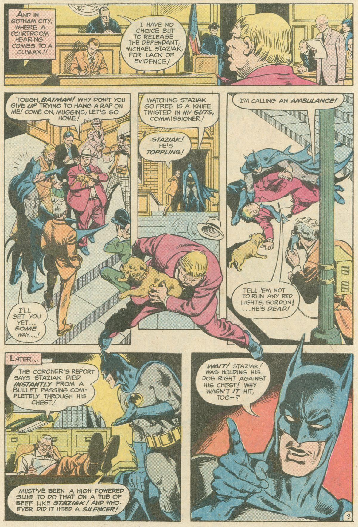 Read online World's Finest Comics comic -  Issue #244 - 6