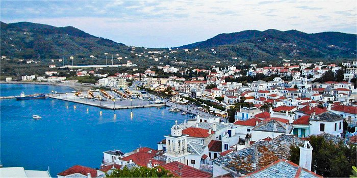 I migliori alloggi economici a Skopelos