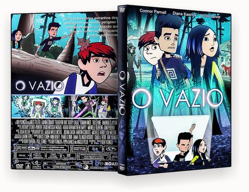 DVD – O VAZIO – ISO