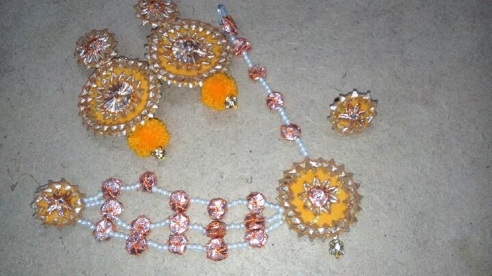 hand made gotta jewellery designs
