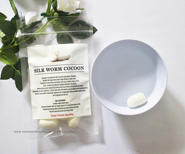 Rendam Cocoon Selama 5 Menit