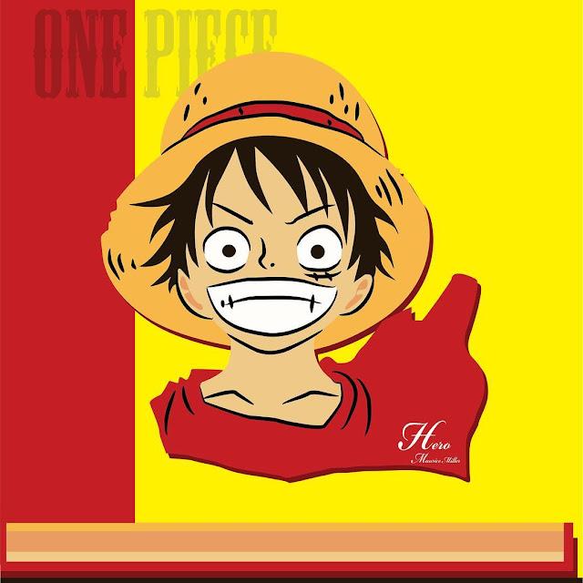 """""""Đẹp mắt"""" bộ hình ảnh Luffy mũ rơm đẹp & ấn tượng nhất năm"""