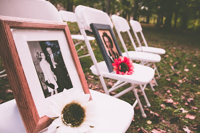 Fotos para decorar una ceremonia y aportarle emotividad