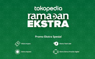 Tips Belanja Online Hemat Selama Bulan Ramadan di Tokopedia