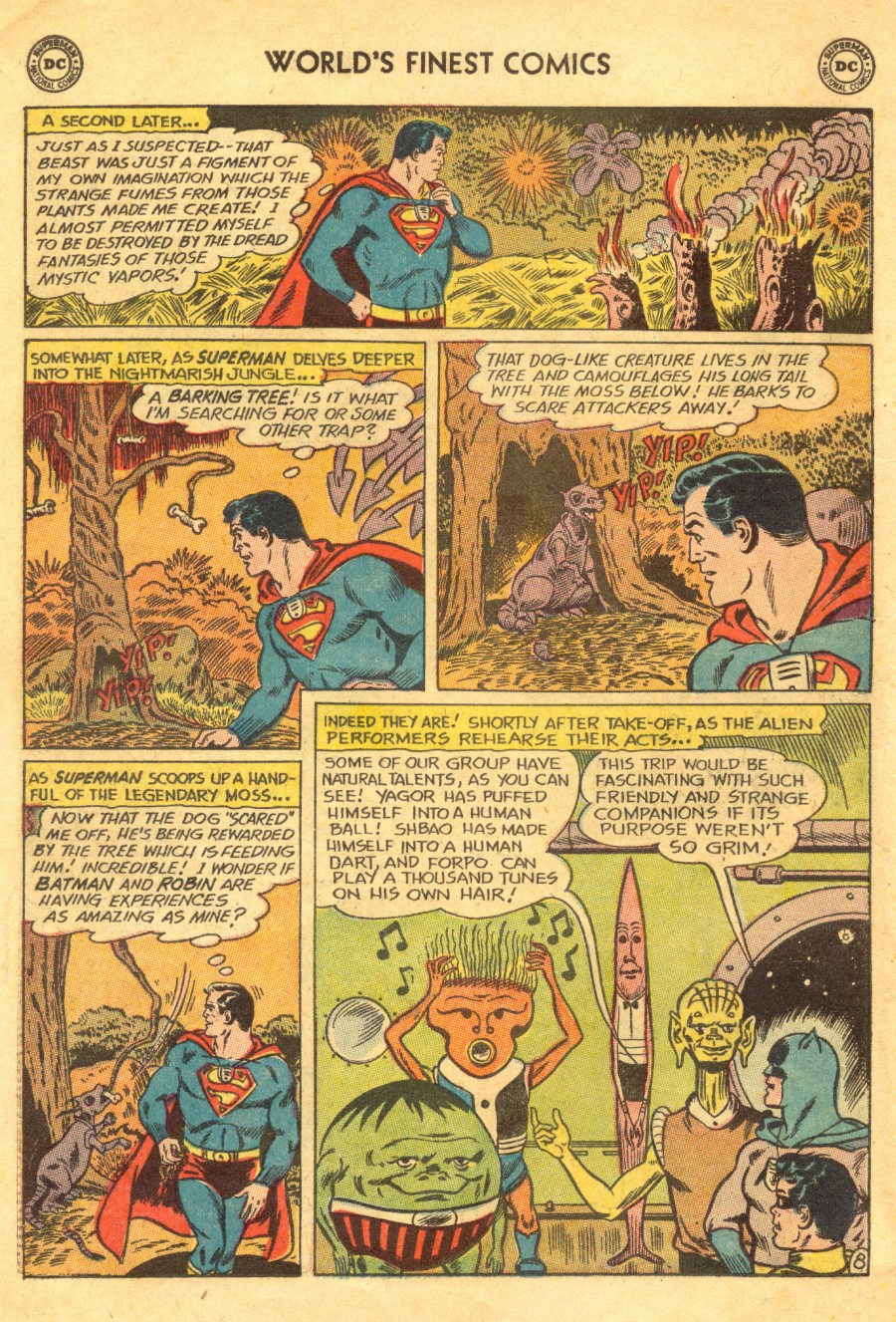 Read online World's Finest Comics comic -  Issue #130 - 10