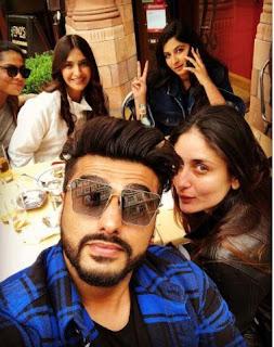 Arjun Kapoor to enjoy pizza party with Kareena and Sonam in London!.jpg