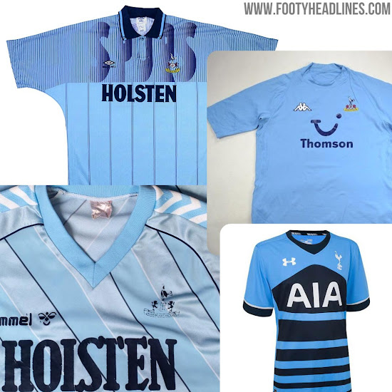 47db836f1f60a Additionally, while we haven't seen specifics, the Tottenham 19-20 third kit  will feature a retro aesthetic to go with it, with the same applying to the  ...