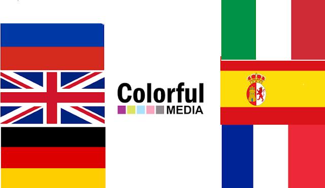 Detektyw Książkowy na tropie języków obcych - Colorful media!