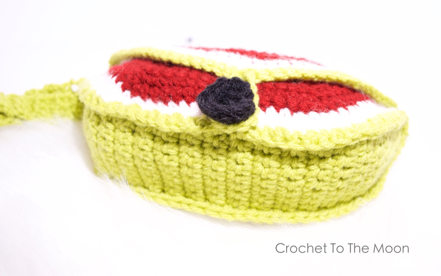 Creative Bug Eat Your Fruits and Veggies - Crochet To The
