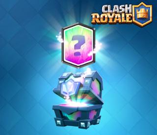 Cara Mendapatkan Legendary Chest di Clash Royale