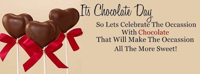 Chocolate Day Facebook timeline Photo