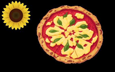 Charlotte - Margherita Pizza