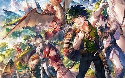Anime terbaik Boku no Hero Academia