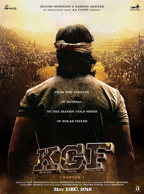 KGF Chapter 1: Box Office, Budget, Cast, Hit or Flop, Posters
