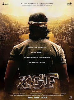 KGF First Look Poster 6