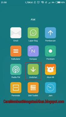 Xiaomi gak bisa download di Playstore