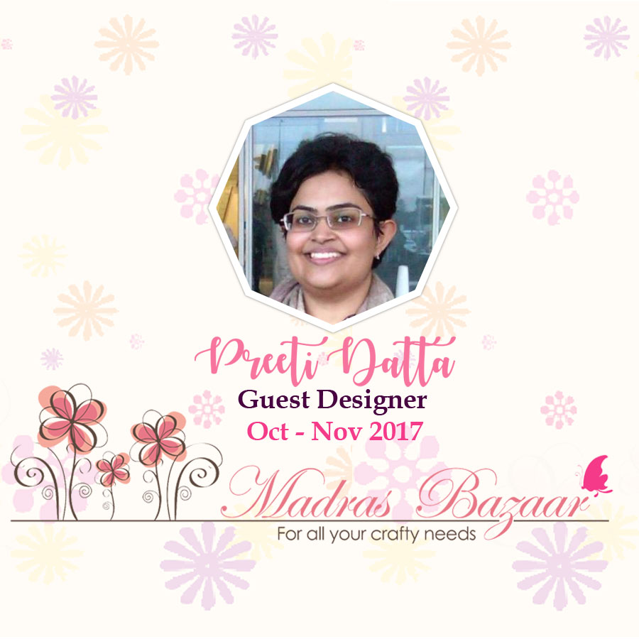 Guest Designer for Madras Bazaar