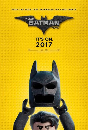 ตัวอย่างหนังใหม่ - The Lego Batman Movie (เดอะ เลโก้ แบทแมน มูฟวี่) ซับไทย poster 1