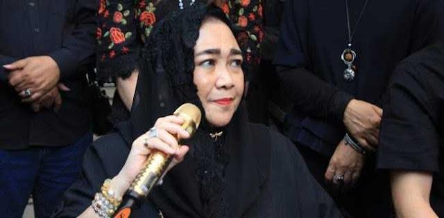 Rachmawati Soekarnoputri Tidak Kaget Yenny Wahid Dukung Jokowi