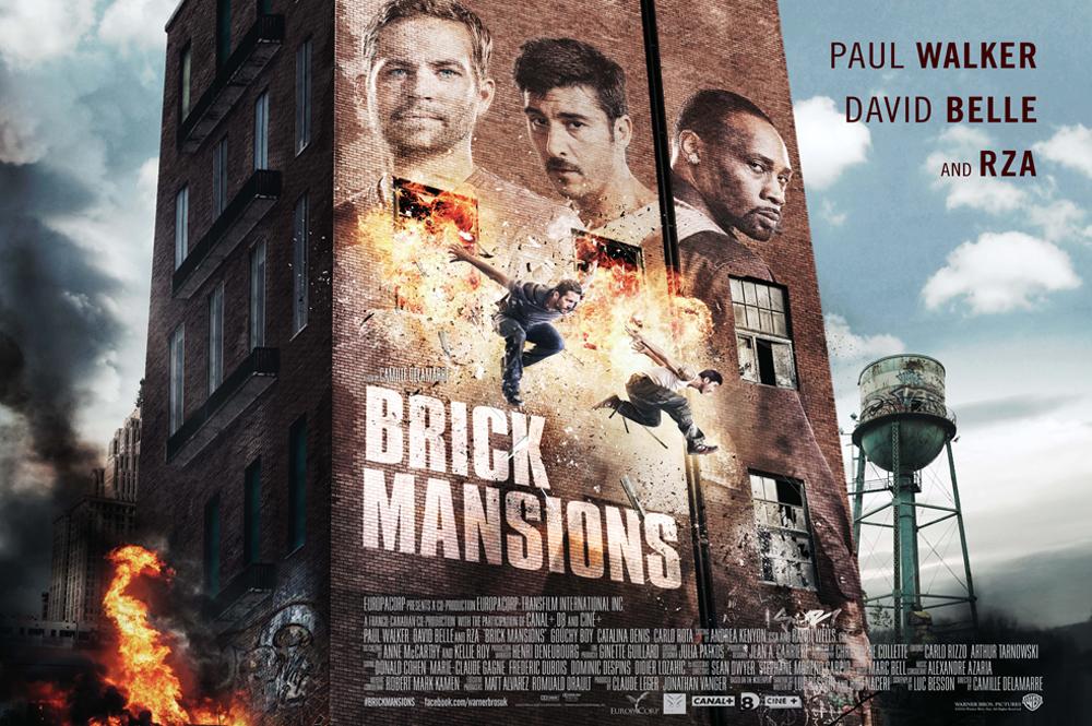 Download Brick Mansions (2014) BluRay 720p Subtitle Indonesia