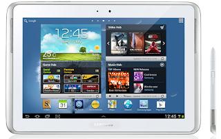 Spesifikasi Samsung Galaxy Note 10.1 N8000