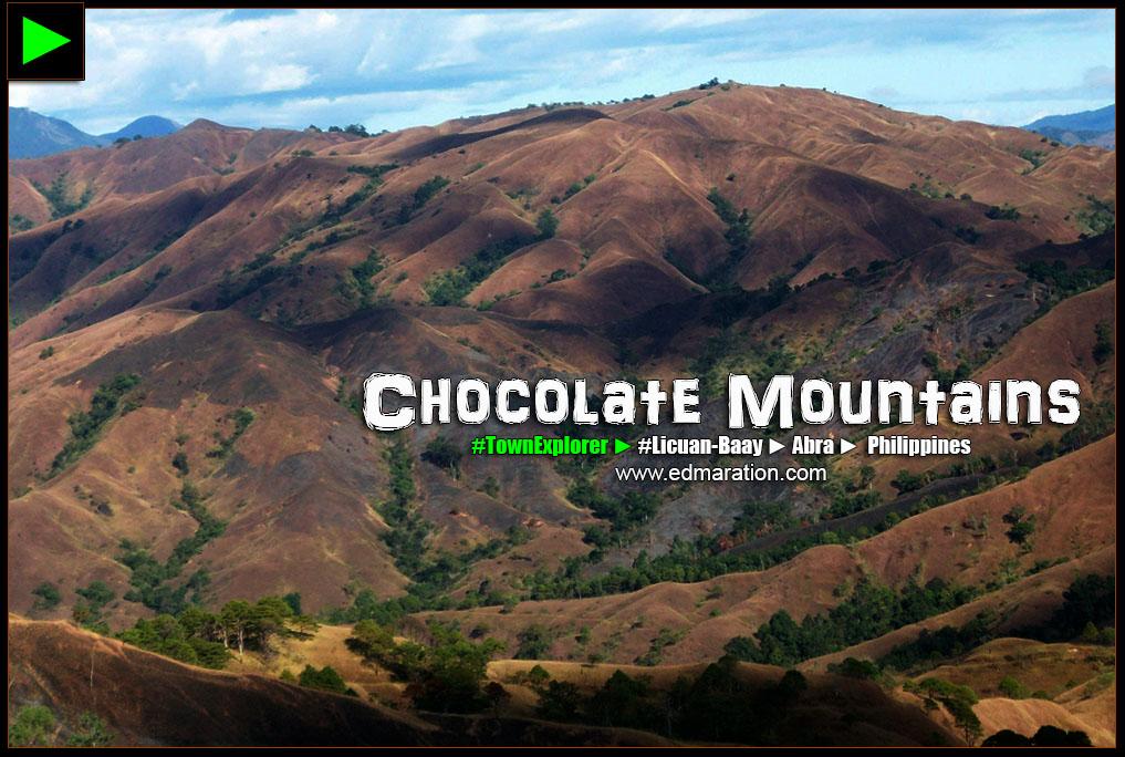 CHOCOLATE MOUNTAINS, LICUAN-BAAY