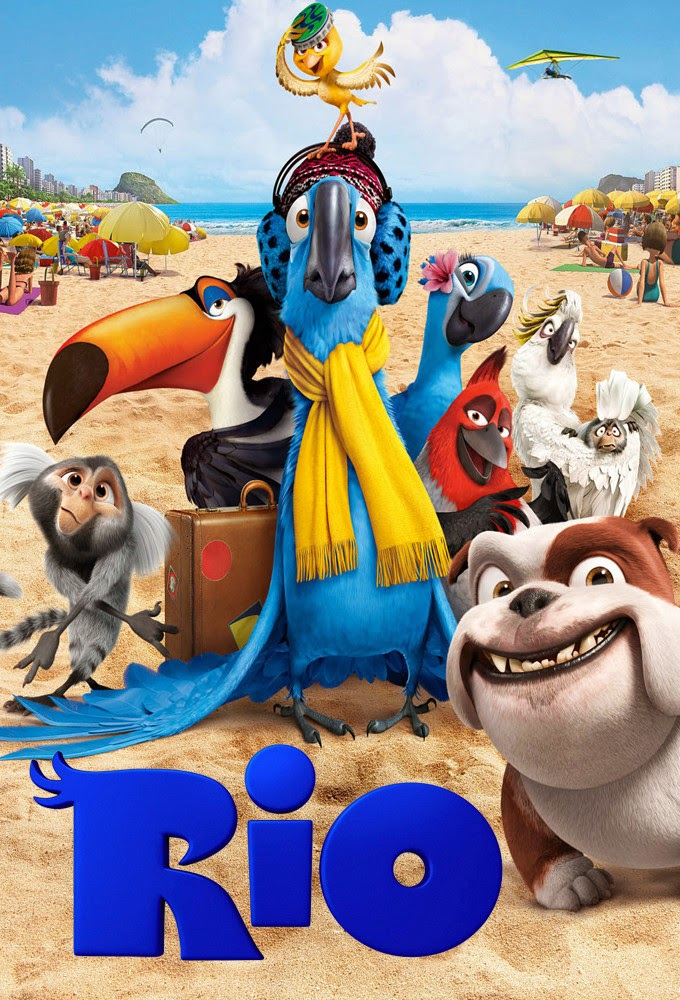 Watch Rio (2011) Online For Free Full Movie English Stream