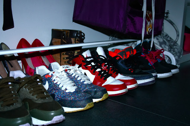 Sneakerfreaker Sneakers Air Max 1 Liberty Jordan 1 Jordan 3 Jordan 4