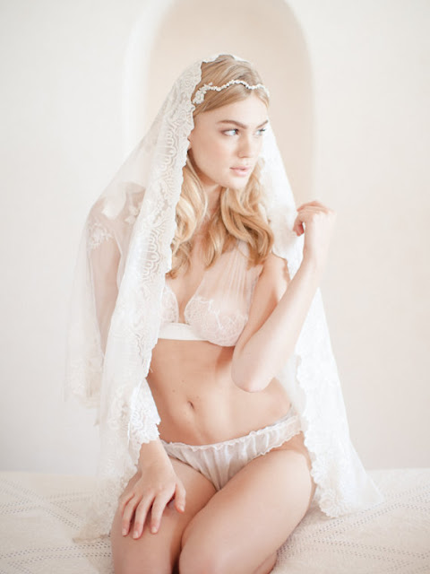 Choosing gorgeous wedding lingerie by Bridal Style Inc.