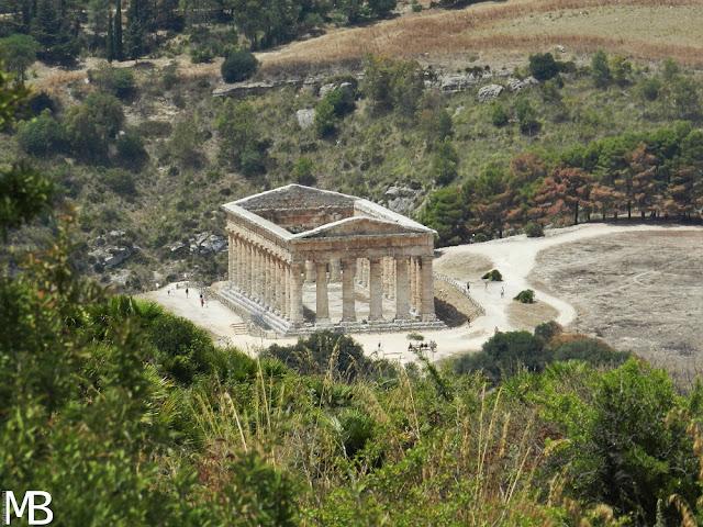 parco archeologico di segesta tempio
