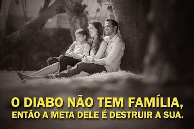 Resultado de imagem para o diabo odeia a familia