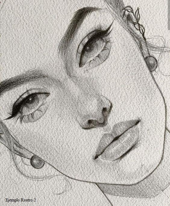 Dibujos De Rostros Realista A Lapiz En Papel How To Draw Dibujos De Gabriel